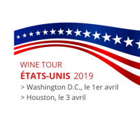 Wine Tour Etats-Unis 2019